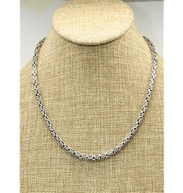 "Balinesia BB418 (18"" sterling chain)"