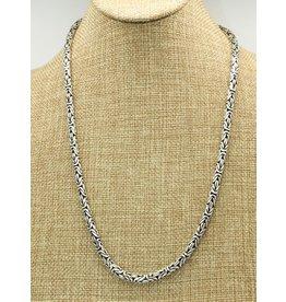 "Balinesia BB524 (24"" sterling chain)"