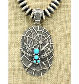 SW Lg. Spider Pendant (beads sold separately)