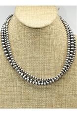 "SW Native American SW-N 18"" 3 Strnd. Navajo Pearls"
