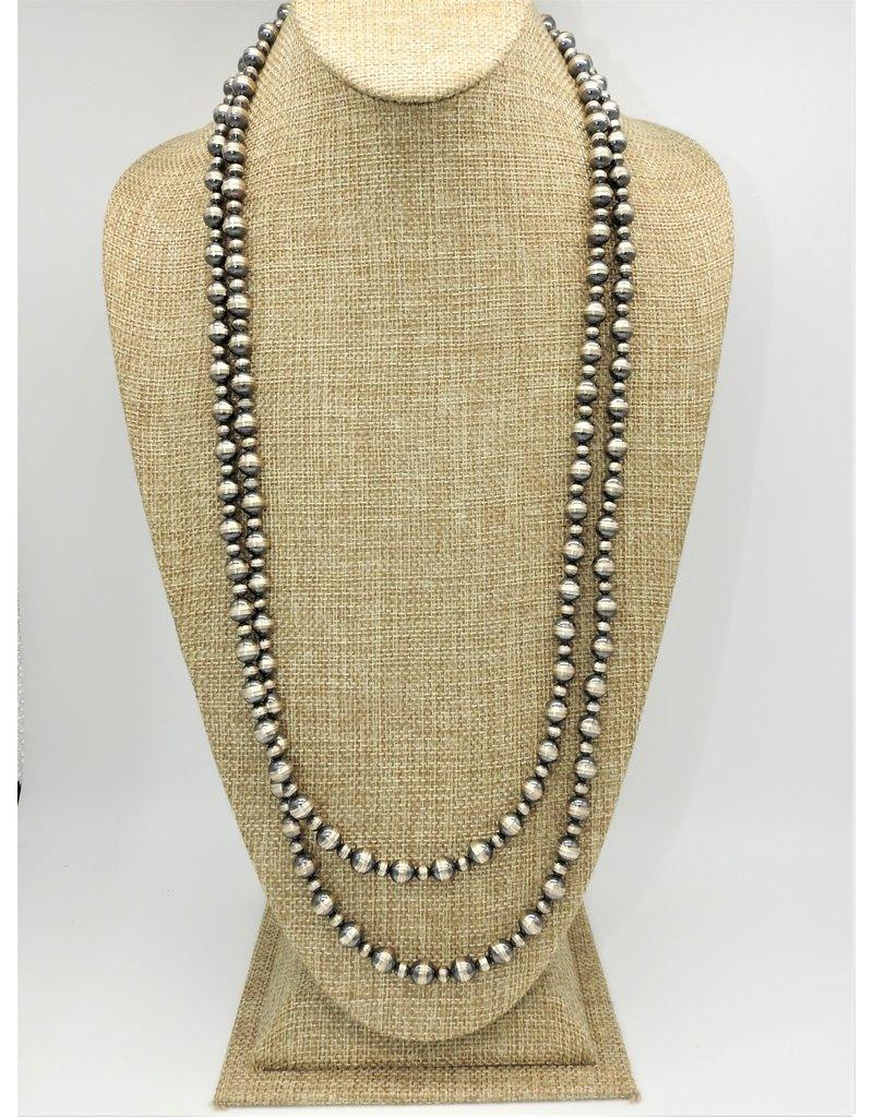 """SW Native American SW-N 60"""" Navajo Pearls"""