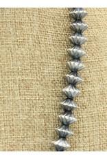 Silver Sun SS-Navajo Beads Silver/P.Haley