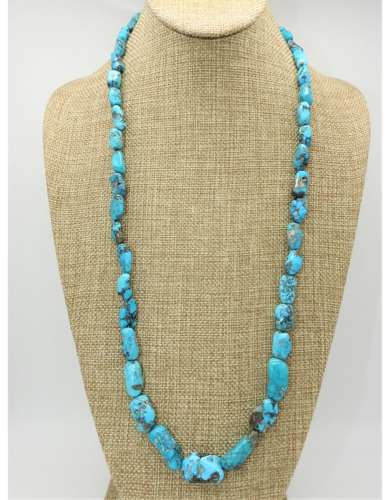 Silver Sun SS-C Ithica Peak Bead Necklace