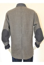 Alan Michael USA Corp 114 Mens Plaid Unisex Coat