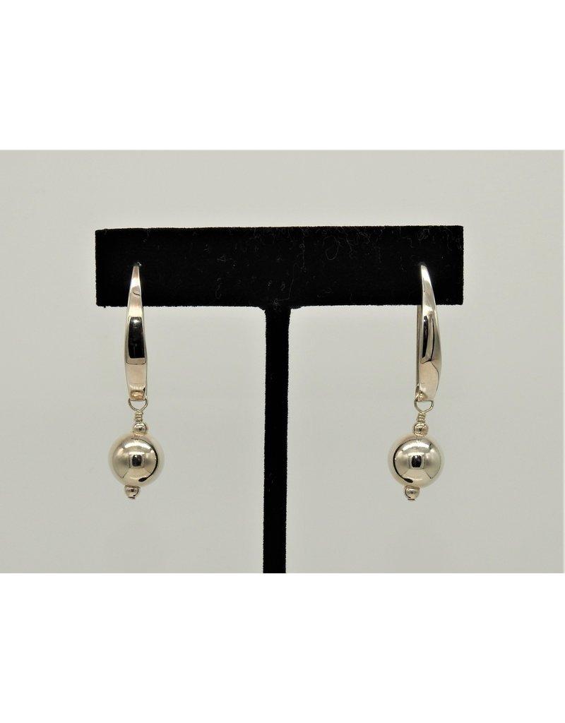 Paula Sass-Donnelly PSD-E25C SS Drop Earrings