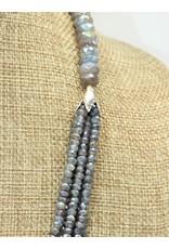 "Pam Springall ""Mystic"" Labradorite Necklace"