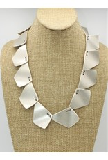 Pewter Couture Pewter Necklace