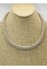 Pewter Couture 1642 Pewter Necklace
