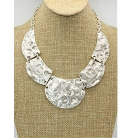 Pewter Couture 1589 Pewter Necklace