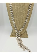 Pewter Couture 1747 Pewter Necklace