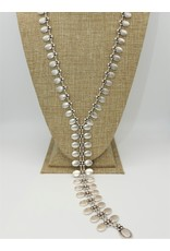 Pewter Couture 1753 Pewter Necklace