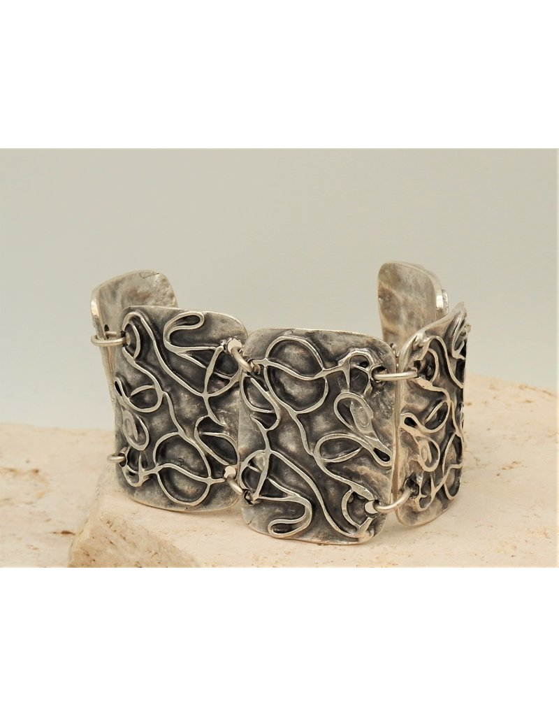 Pewter Couture 2674 Pewter Bracelet