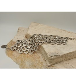 Pewter Couture Pewter Bracelet