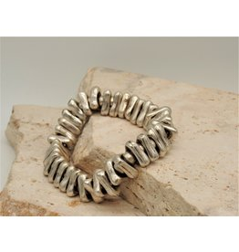 Pewter Couture NB2348 Pewter Bracelet