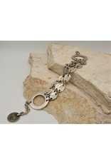 Pewter Couture 3159 Pewter Bracelet