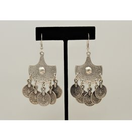 Pewter Couture 5005 Pewter Earrings