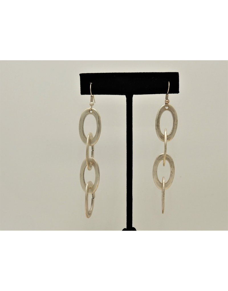 Pewter Couture 4601 Pewter Earrings