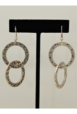 Pewter Couture 4557 Pewter Earrings