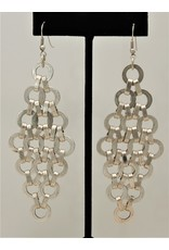 Pewter Couture 4562 Pewter Earrings