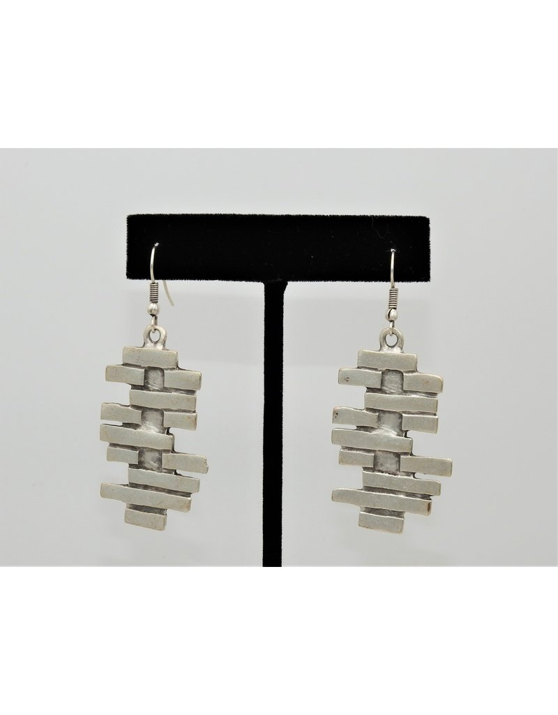 Pewter Couture 4513 Pewter Earrings