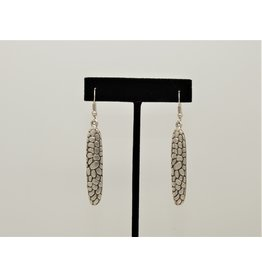 Pewter Couture 4611 Pewter Earrings