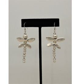 Pewter Couture NE1238 Pewter Earrings