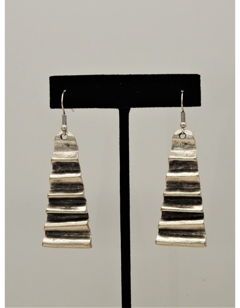 Pewter Couture 4512 Pewter Earrings
