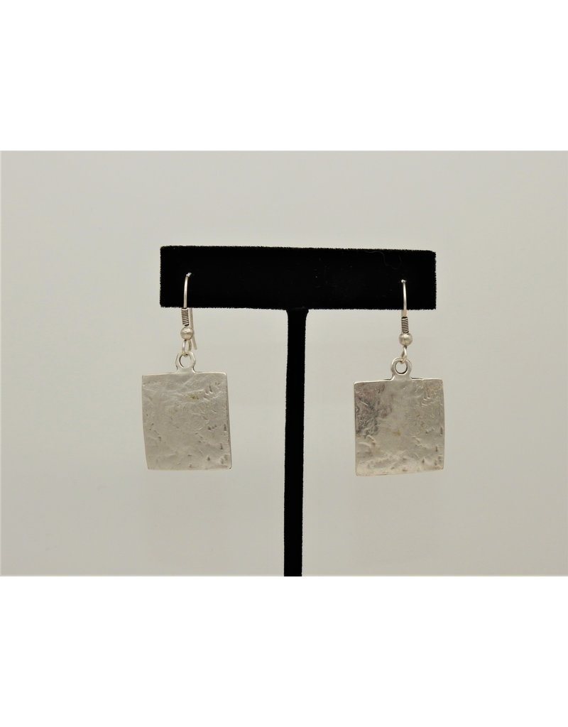 Pewter Couture 4662 Pewter Earrings