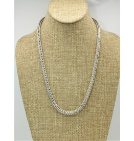 "Northstar NS - 22"" Heavy Silver Chain"