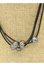 Aymala Studio 701 Orbit Lthr Baroque Pearl Ckr-Blk