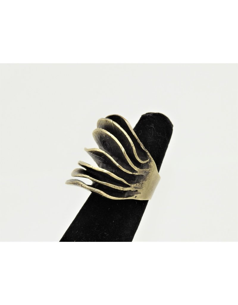 Pewter Couture BRN3018 Bronze Ring