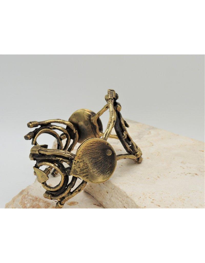 Pewter Couture BRN2058 Bronze Bracelet