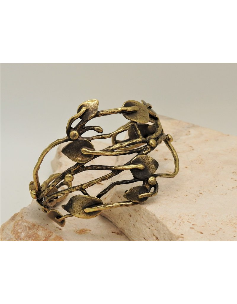 Pewter Couture BRN2053 Bronze Bracelet
