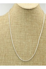 """Mariano Draghi MD-21.5"""" Cord Chain (small gauge)"""