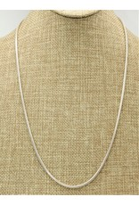 """Mariano Draghi 24"""" Cord Chain (small gauge)"""