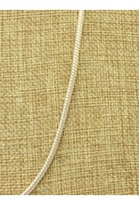 "Mariano Draghi MD-C 24"" Sterling Cord Chain (med. gauge)"