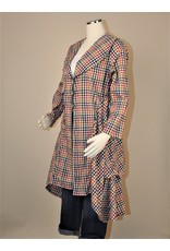 Bodil GC1958 Cotton Gingham Coat/Duster by Bodil