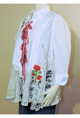 Char Designs, Inc. EJ One of a Kind Tux, Red Bows & Strawberries