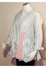 Char Designs, Inc. EJ-2003C Shirt Lace Arkansas