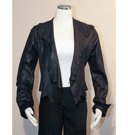 A. Tsagas Black Short Gabriella Jacket