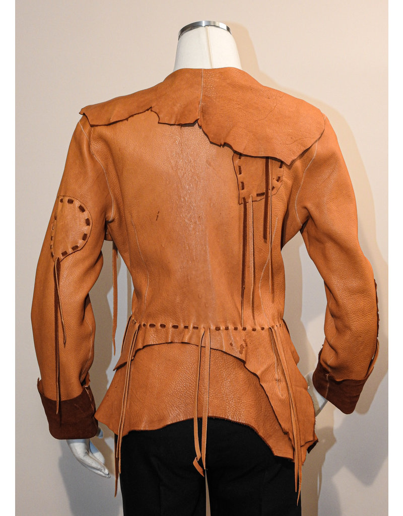 A. Tsagas A. Tsagas Tan Jacket