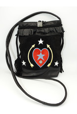 Char Designs, Inc. P-Red Heart Stars Arrows