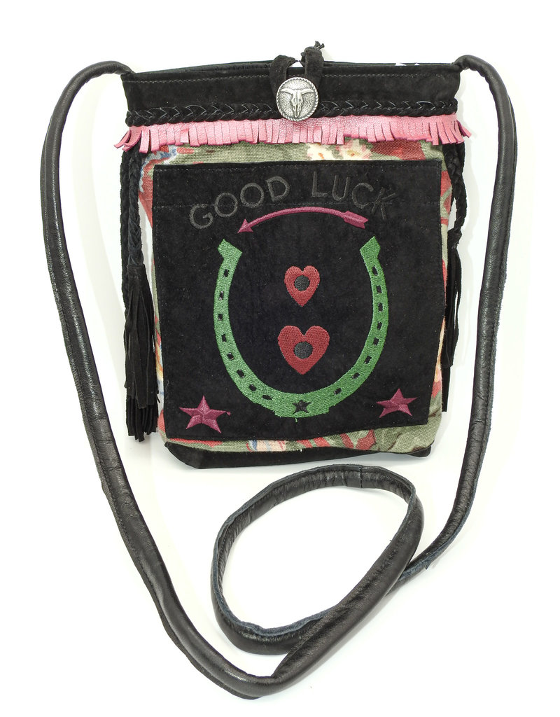 Char Designs, Inc. P-Black Good Luck