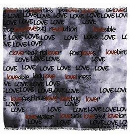 Suzi Roher Luisa - Love Bug-10% Cashmere & 90% Model