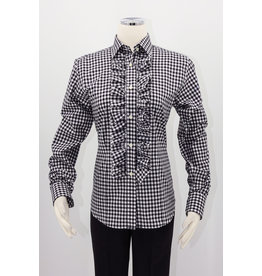 Dan Roma Rouche 100% Cotton Check