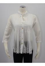 Char Designs, Inc. 155-204-W San Miguel 3/4 Sleeve Shirt