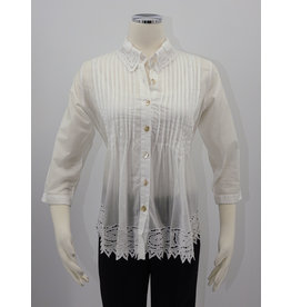 Char Designs, Inc. San Miguel 3/4 Sleeve Shirt