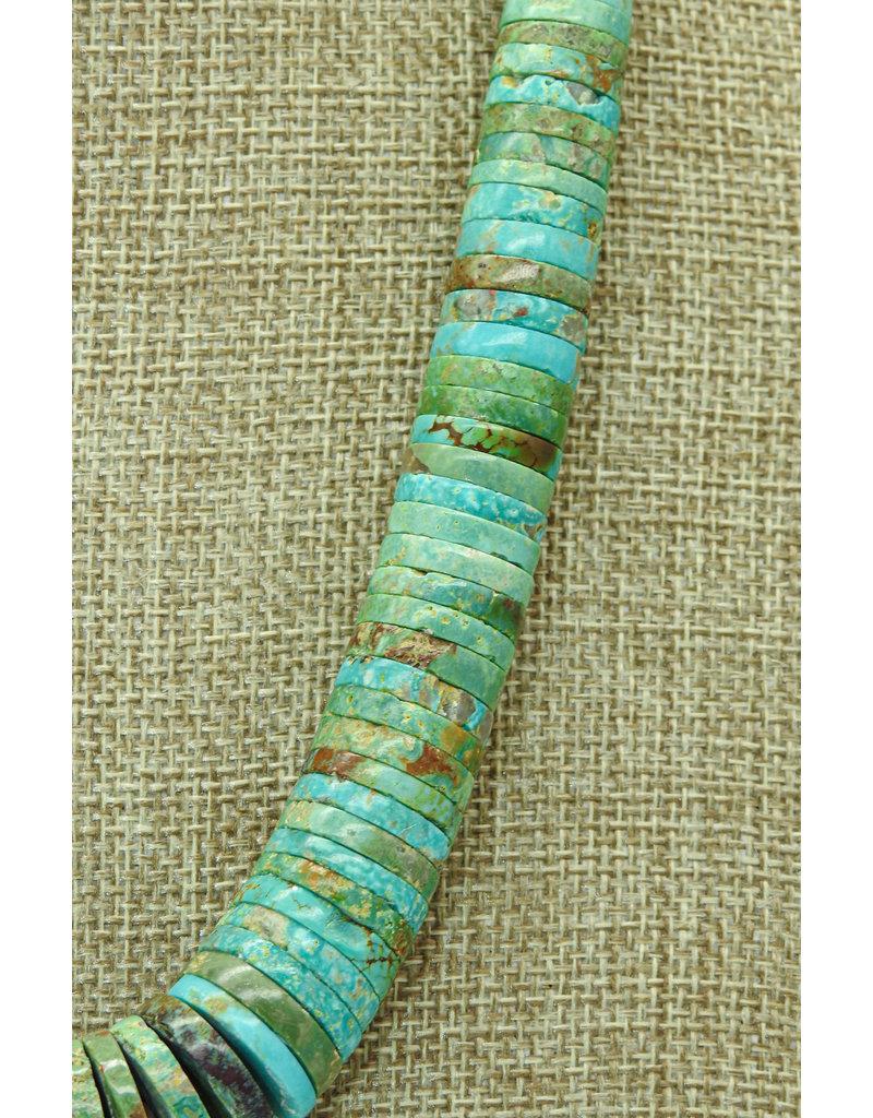 Jolene Bird JB-N Nevada Green Turquoise Necklace
