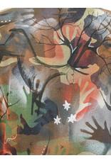 KAT53 Hunting Camo, Graffiti, Cave Art Vest Lg.