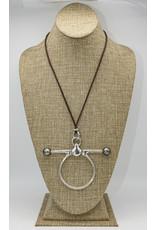 Vincent Peach Le Dressage Necklace
